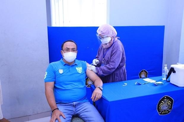 Tangkal Pandemi, Universitas Pancasila Jadi Sentra Vaksinasi Covid-19