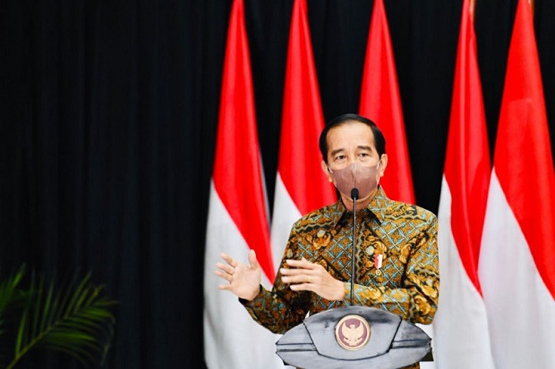 Pilihan Jurusan Kuliah Tak Selalu Sesuai Talenta, Jokowi: Contohnya Menkes