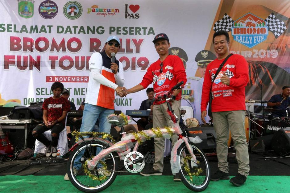 Bromo Rally Fun Tour 2019-2