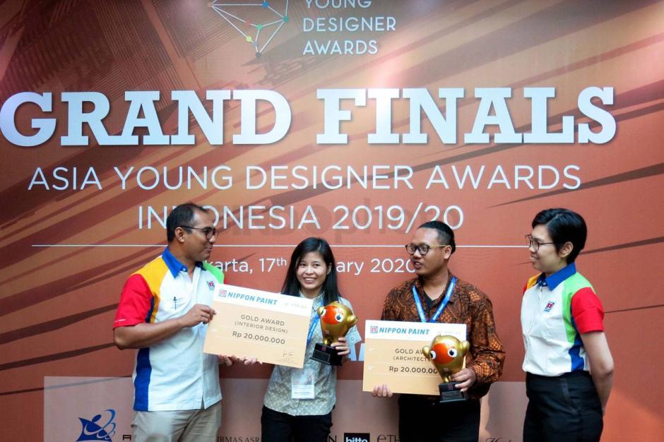UPH dan UPN Veteran Jatim Menangkan Asia Young Designer Award-4
