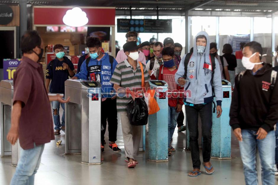 Stasiun Tanah Abang Kini Terintegrasi dengan Moda Transportasi Lain-2