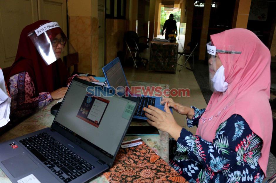 Panitia PPDB SD di Kepulauan Seribu Gelar Pendaftaran Secara Offline-2