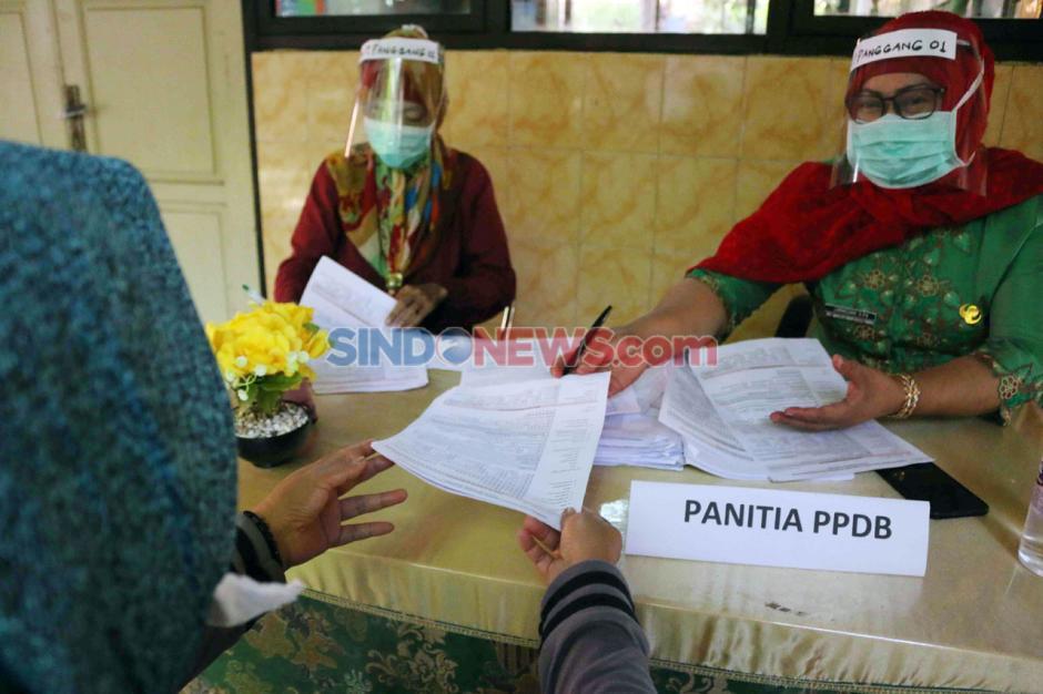 Panitia PPDB SD di Kepulauan Seribu Gelar Pendaftaran Secara Offline-0