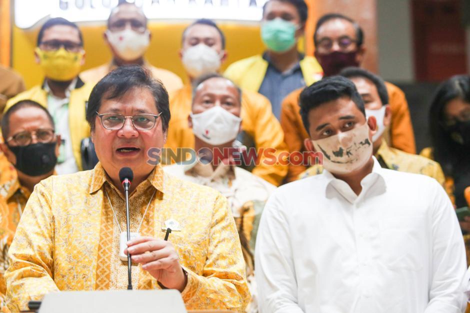 Partai Golkar Dukung Pasangan Bobby Nasution-Aulia Rahman di Pilkada Medan-3