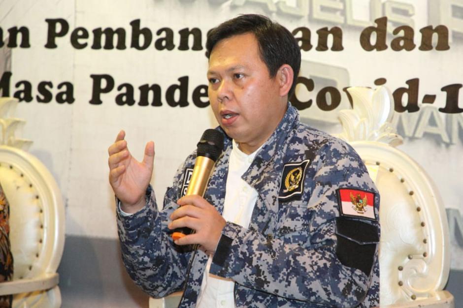 Refleksi Akhir Tahun, Ketua DPD Ajak Senator Terus Kawal Aspirasi Masyarakat-4