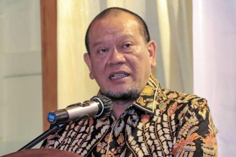 Refleksi Akhir Tahun, Ketua DPD Ajak Senator Terus Kawal Aspirasi Masyarakat-3