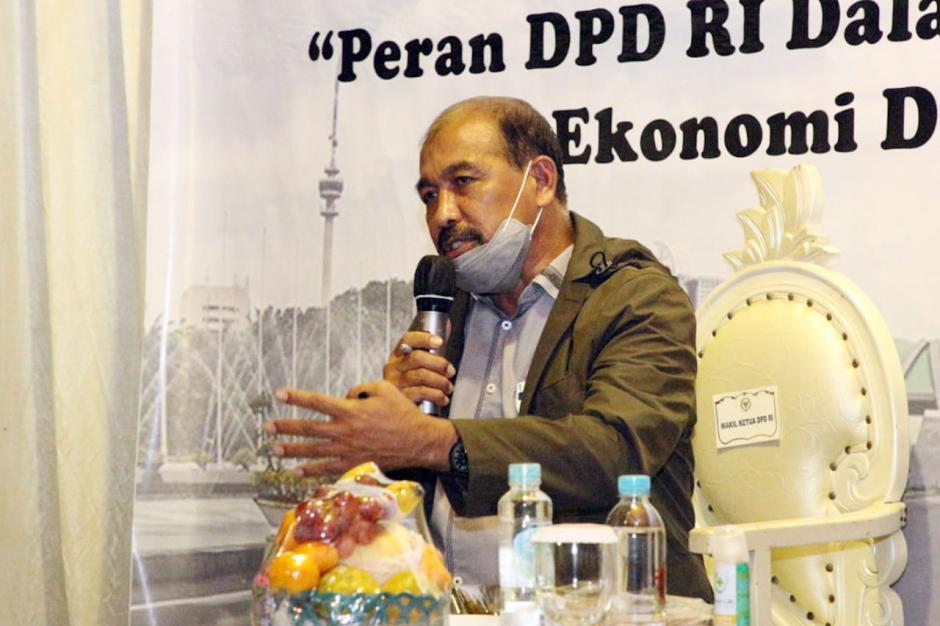 Refleksi Akhir Tahun, Ketua DPD Ajak Senator Terus Kawal Aspirasi Masyarakat-5