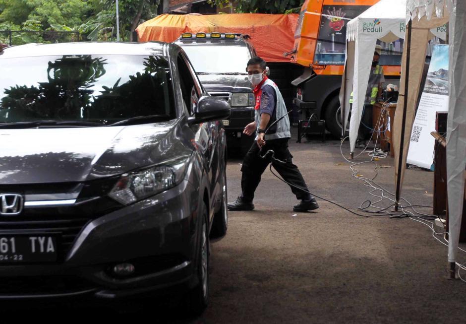 Pemilik Kendaraan Antusias Ikuti Uji Emisi Gratis-3
