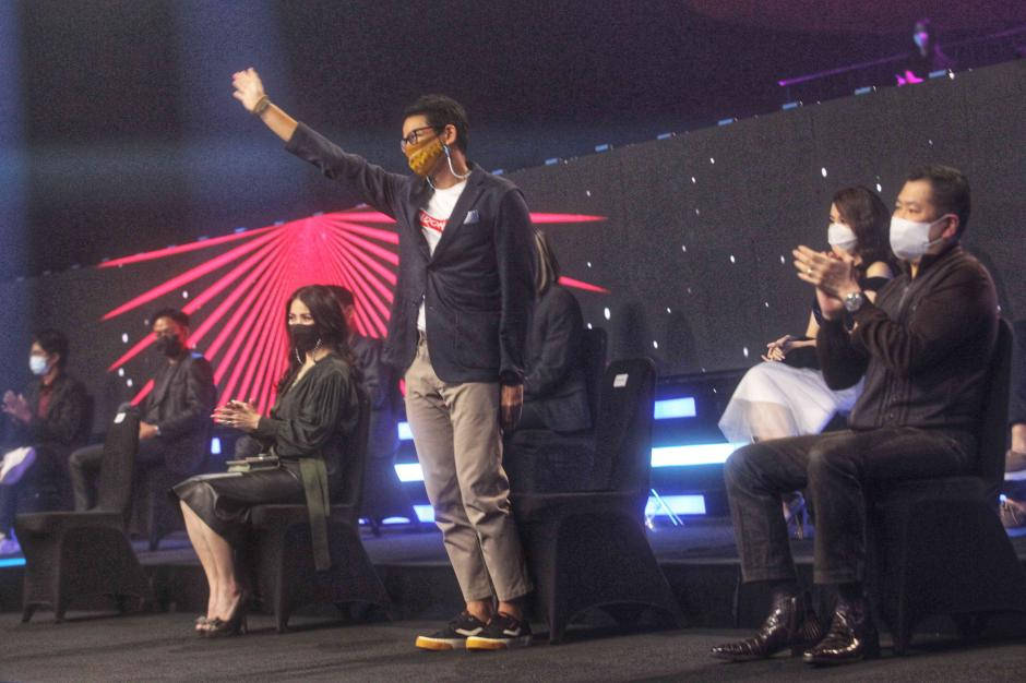 Dukung Kreator Konten, Menparekraf Sandiaga Uno Hadiri TikTok Awards 2020-5