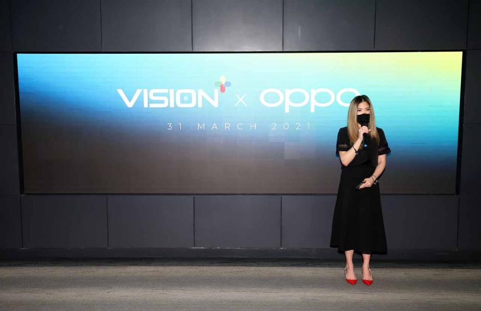 OPPO Gandeng Vision+ Hadirkan Konten Menarik dan Berkualitas-2