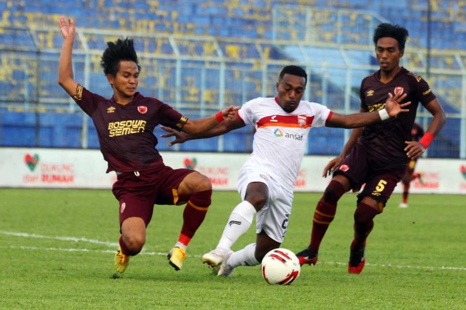 PSM Makassar Ditahan Imbang Borneo FC 2-2-2