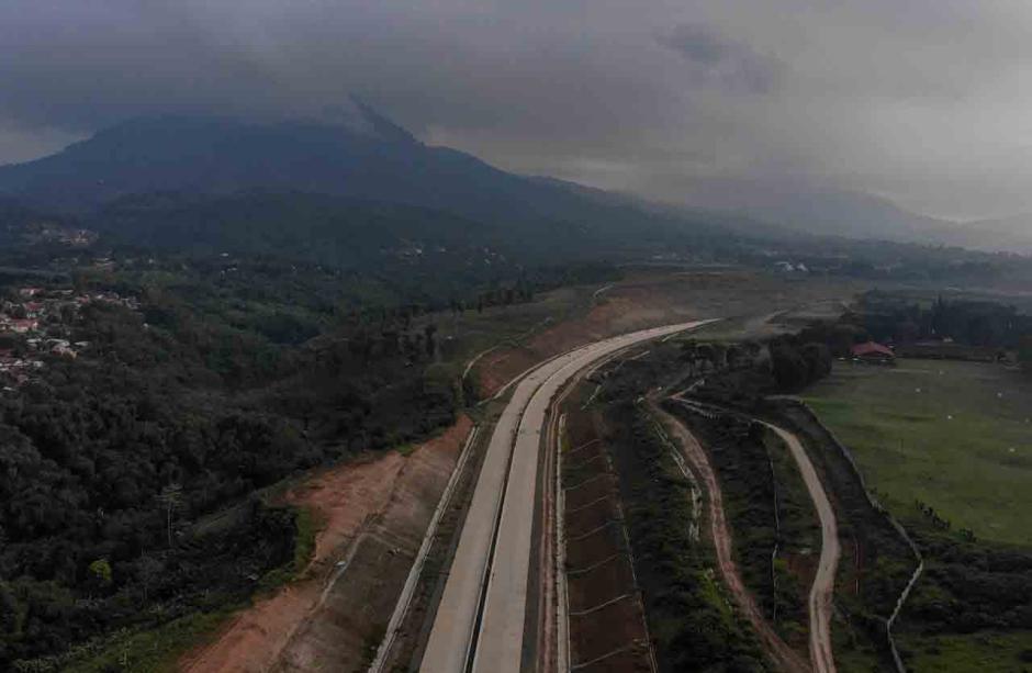 Progres Proyek Tol Cisumdawu di Jatinangor-1