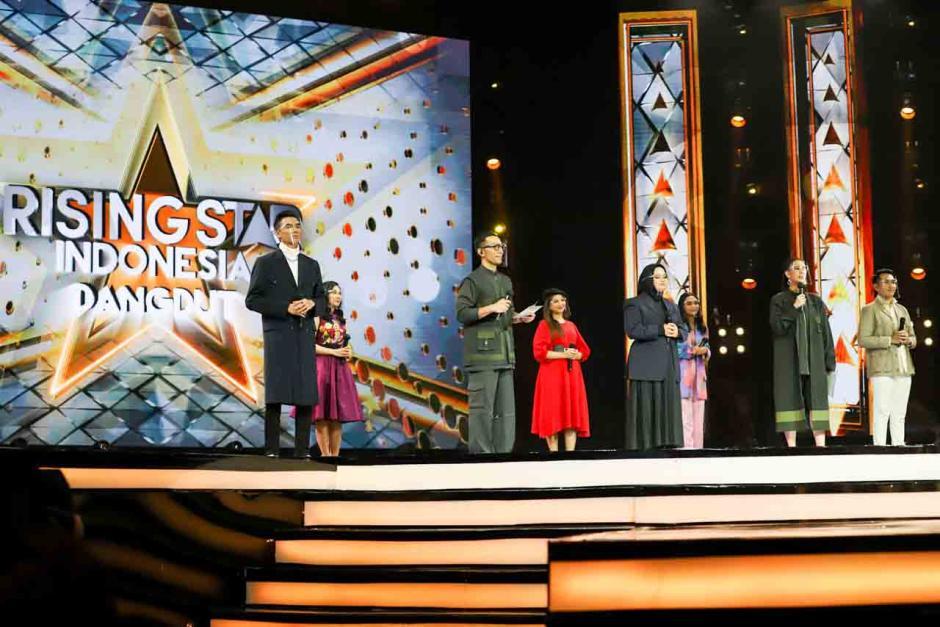 Pukau Juri, 6 Peserta Lolos Live Audition Rising Star Indonesia Dangdut-7
