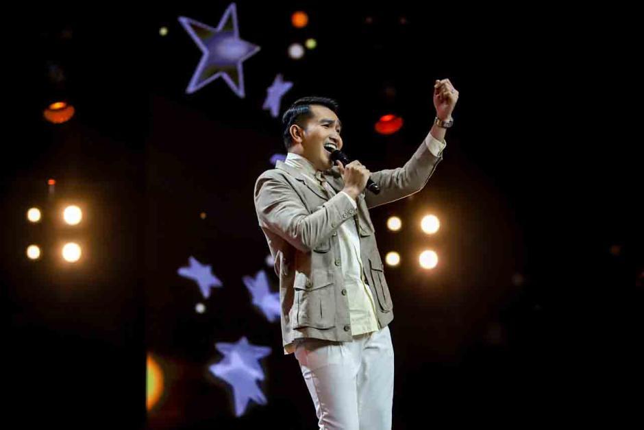 Pukau Juri, 6 Peserta Lolos Live Audition Rising Star Indonesia Dangdut-0