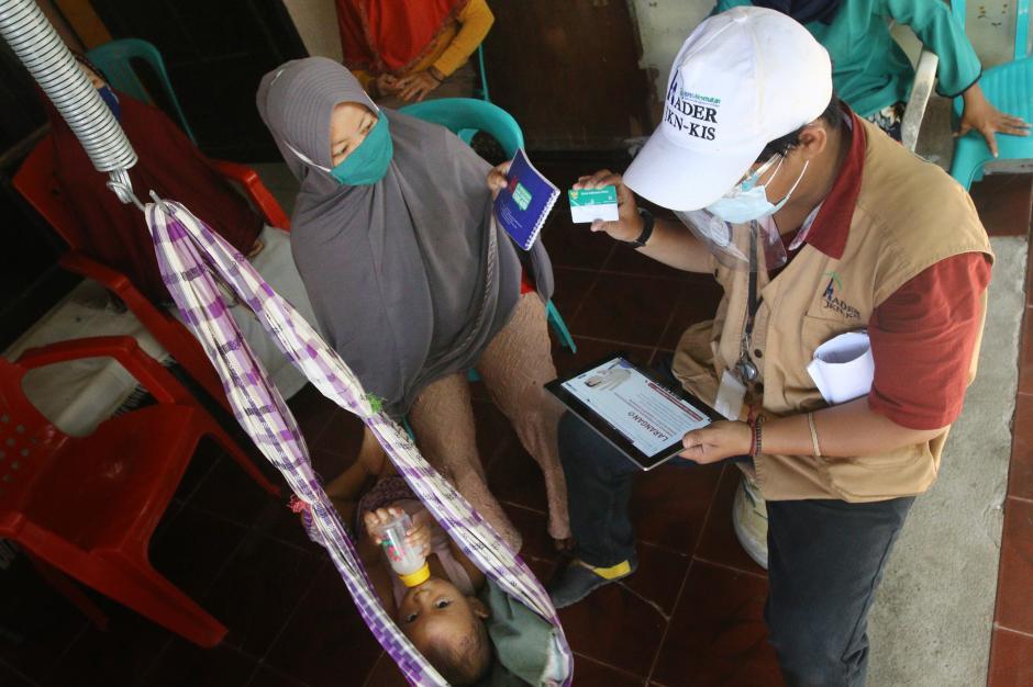 Pandemi Covid-19 Tak Gentarkan Kader JKN Optimalkan Program Digitalisasi JKN-KIS Hingga ke Pelosok Desa-2