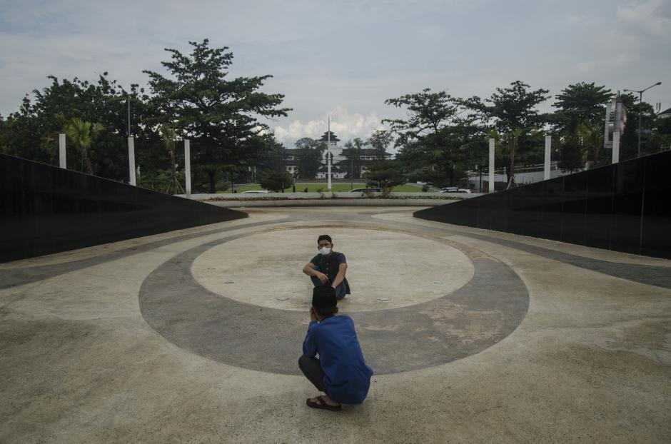 Kota Bandung Zona Merah Covid-19-1
