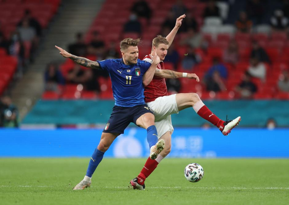 Bungkam Austria, Italia Lolos ke Perempat Final-2