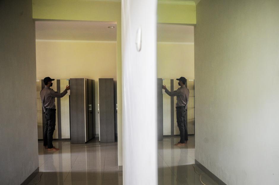 Asrama Kampus UIN Jadi Tempat Isolasi Pasien Covid-19-0