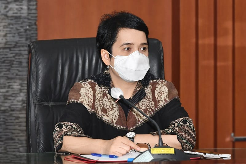 Kominfo Pertahankan PredikatOpini WTP atas Laporan Keuangan Tahun 2020-0