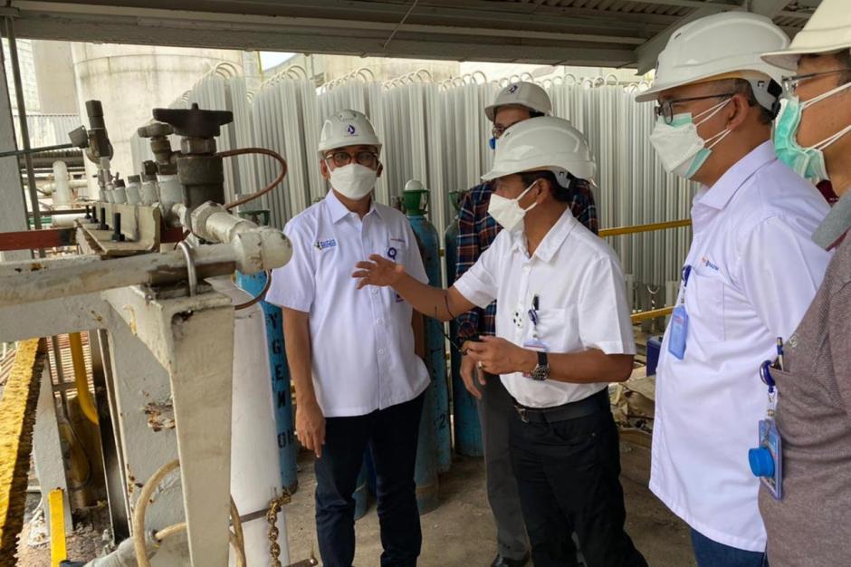 PKT Dukung Pemenuhan Oksigen Medis untuk Penanganan Covid-19-0