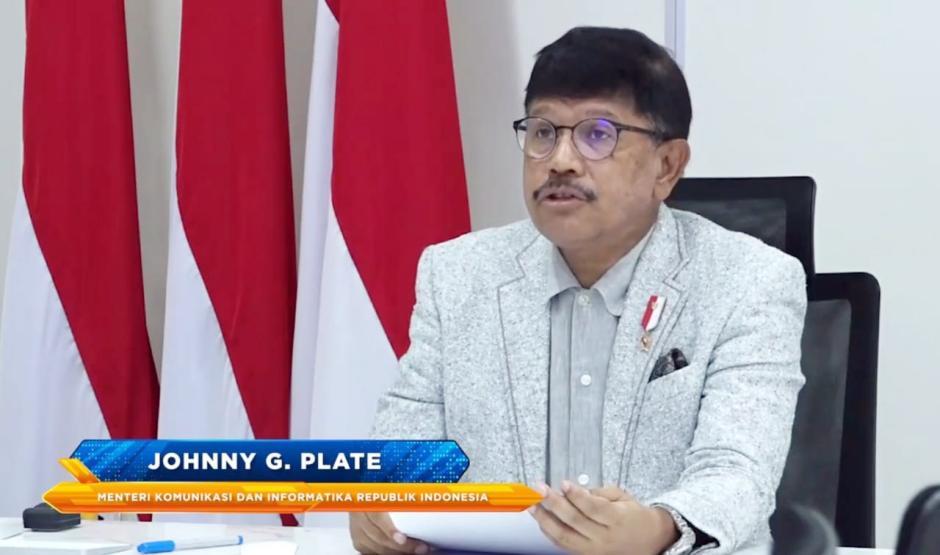 MenkominfoPaparkan Roadmap Digital Indonesia dalam ATxSG-0