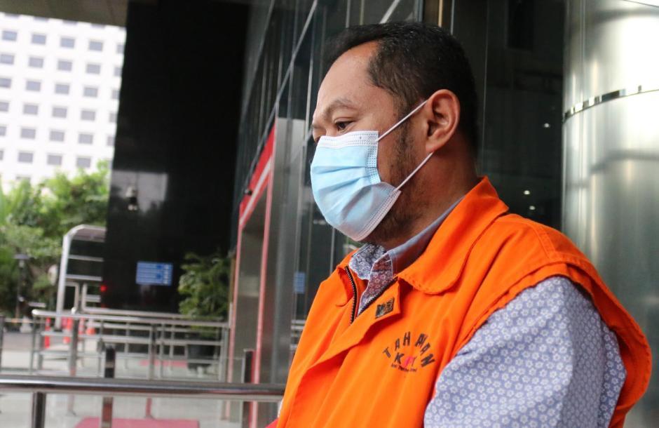 Pemeriksaan Lanjutan Tersangka Tommy Adrian Terkait Korupsi Pengadaan Tanah DKI-1