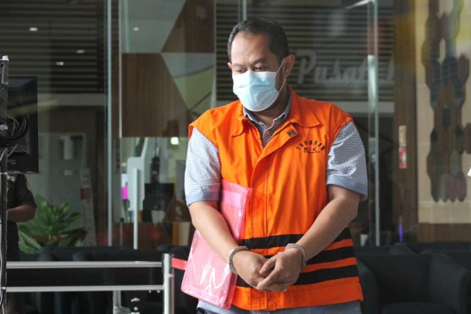 Pemeriksaan Lanjutan Tersangka Tommy Adrian Terkait Korupsi Pengadaan Tanah DKI-2