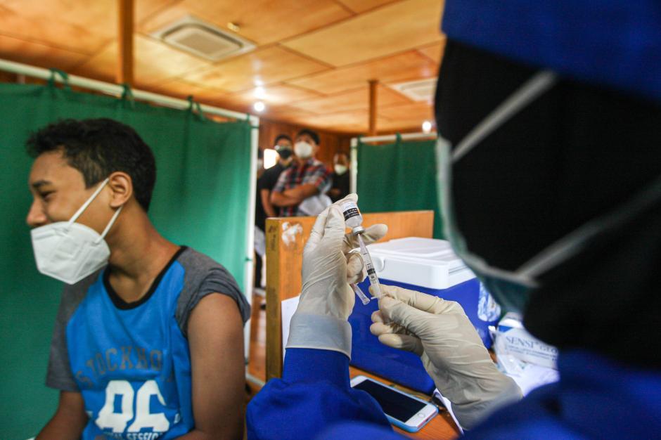 Peringati Hari Anak Nasional, Dompet Dhuafa Gelar Vaksinasi Covid-19 untuk Pelajar-3
