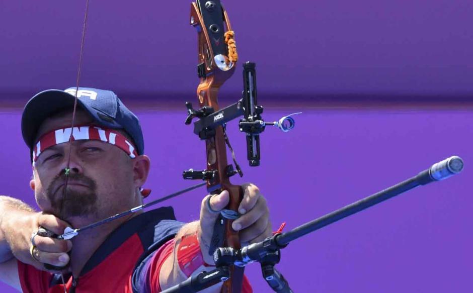 TOP! Tim Panahan Indonesia Tundukan Amerika Serikat di Babak Eliminasi Beregu Campuran Olimpiade Tokyo 2020-3