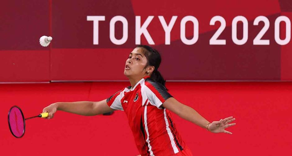Awal Manis Gregoria Mariska Tunjung di Olimpiade Tokyo 2020-2
