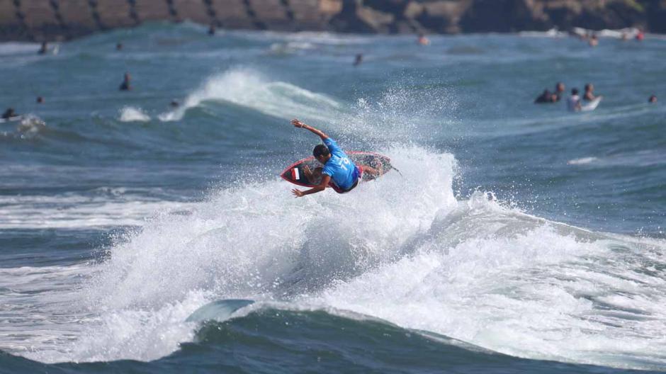 Peselancar Indonesia Rio Waida Melaju ke Babak Kedua Shortboard Olimpiade Tokyo 2020-1