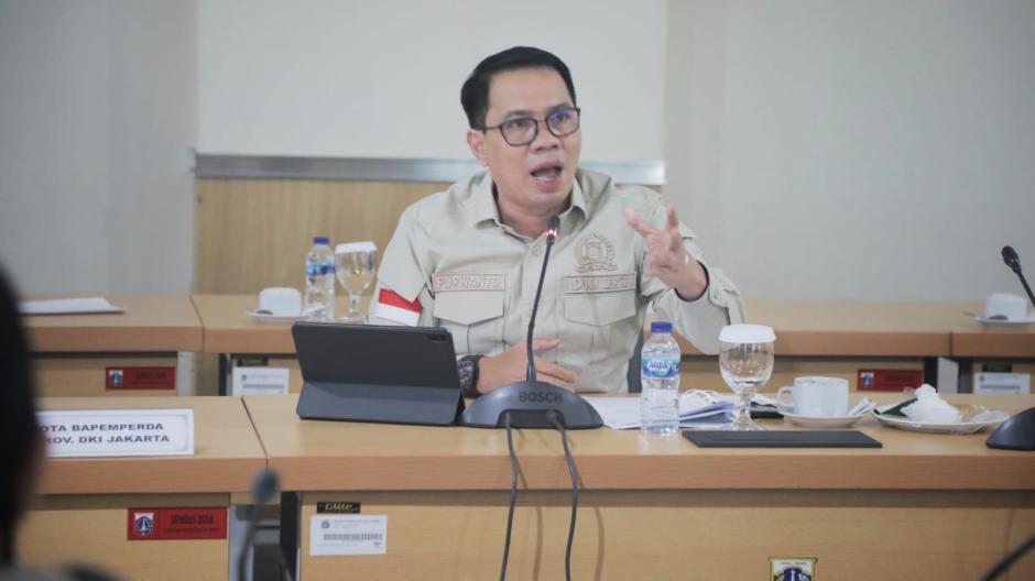 Anggota DPRD DKI Purwanto Bersyukur Sanksi Pidana Di Perda Covid-19 Ditunda-1