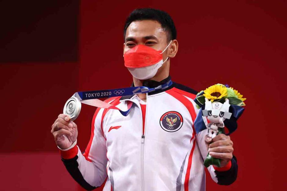 Eko Yuli Irawan Peraih Medali Terbanyak untuk Indonesia di Ajang Olimpiade-0