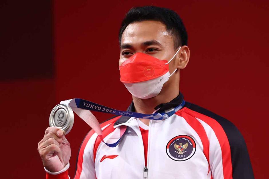 Eko Yuli Irawan Peraih Medali Terbanyak untuk Indonesia di Ajang Olimpiade-2