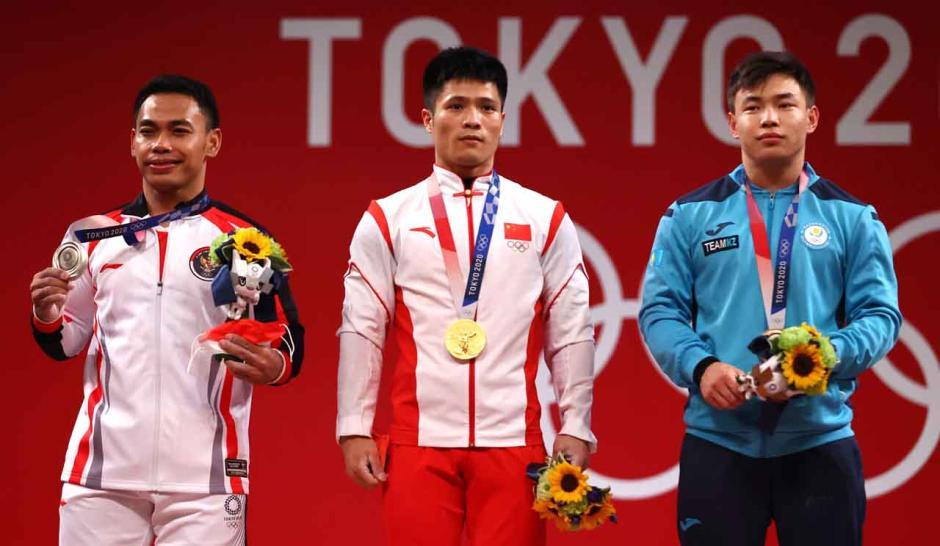Eko Yuli Irawan Peraih Medali Terbanyak untuk Indonesia di Ajang Olimpiade-1