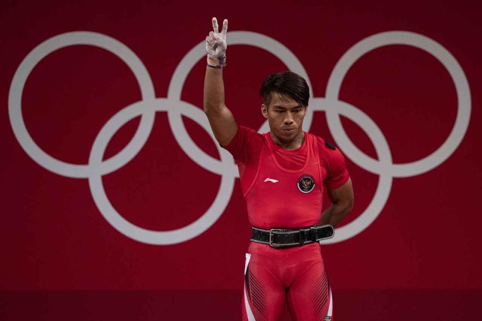 Deni Gagal Raih Medali di Olimpiade Tokyo 2020-1