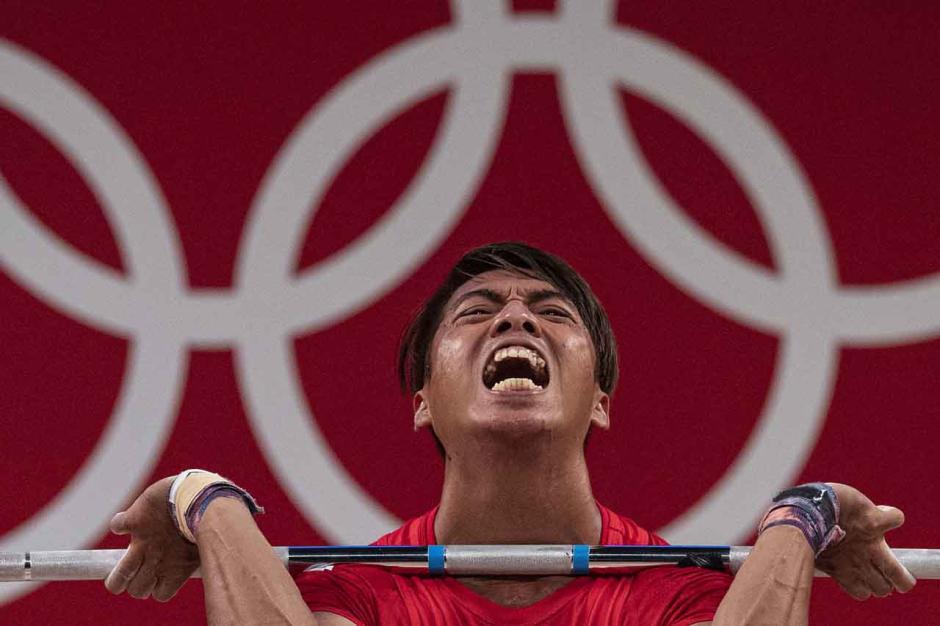 Deni Gagal Raih Medali di Olimpiade Tokyo 2020-0