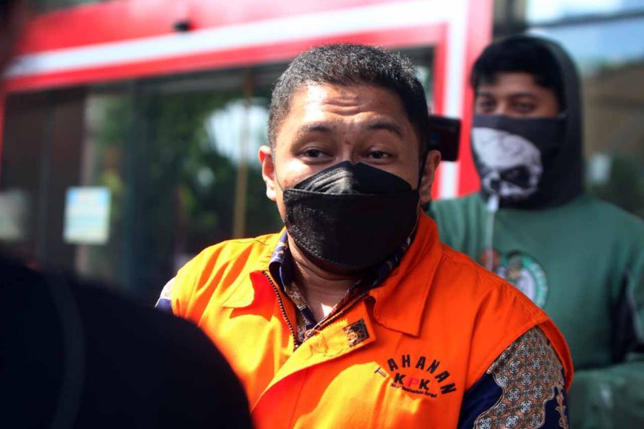 Pemeriksaan Lanjutan Mantan Penyidik KPK Stepanus Robin Pattuju-2