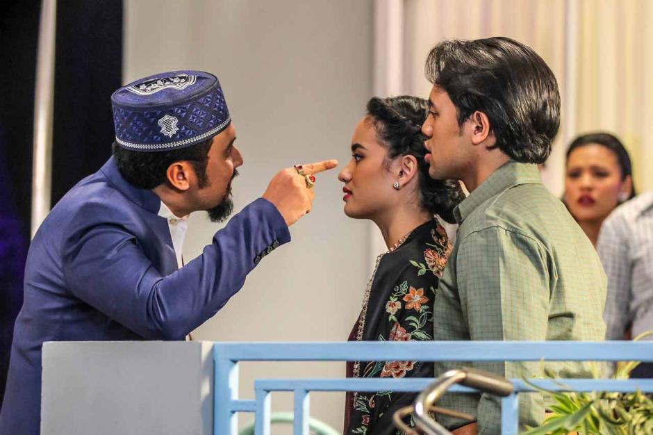 Serial Musikal Nurbaya Manjakan Telinga dengan Musikalisasi Dialog-0
