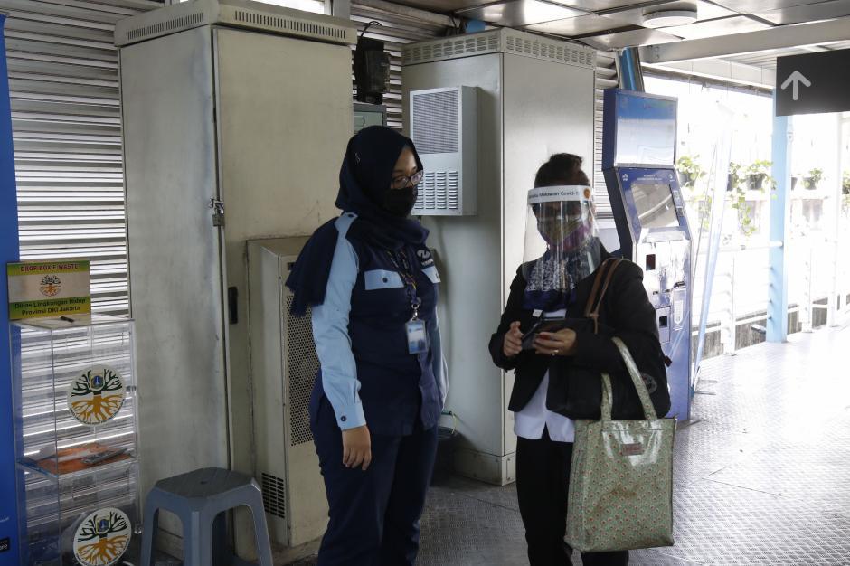 Kasus Covid-19 Karyawan Transjakarta-0