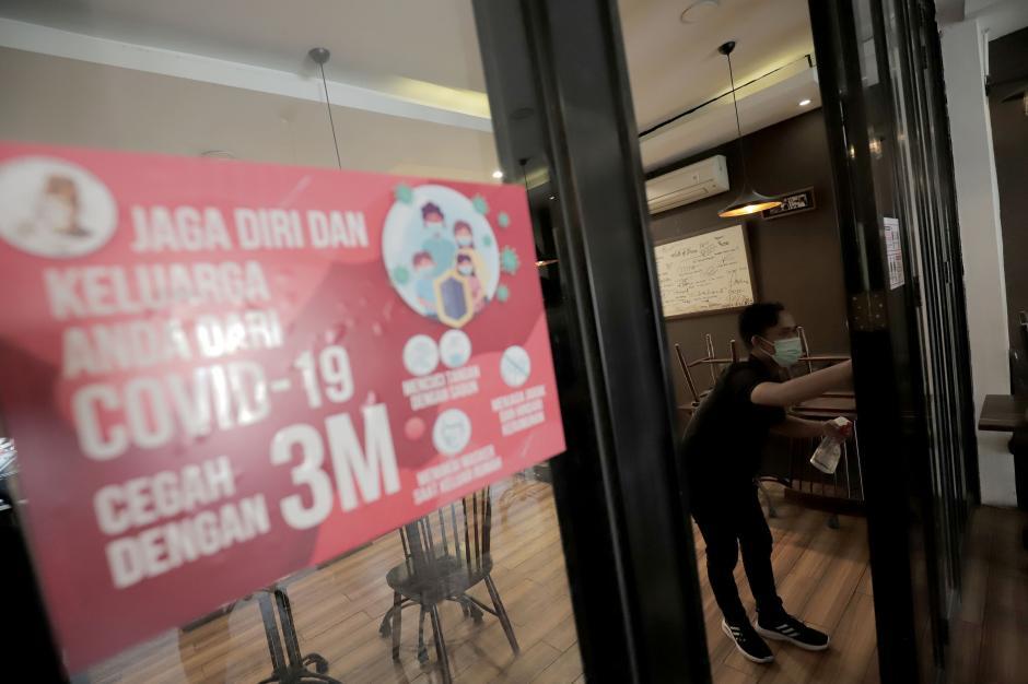 Rencana Pengunjung Restoran Sudah Divaksin-3