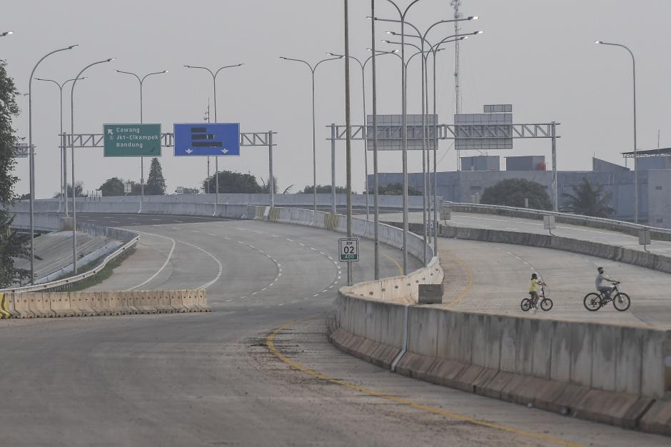 Rencana Pengoperasian Jalan Tol Cibitung-Cilincing Seksi 1-1