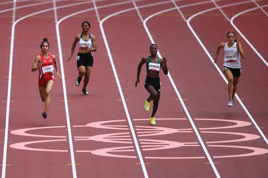 Sprinter Alvin Tehupeiory Gagal Lolos ke Semifinal 100 Meter Putri Olimpiade Tokyo 2020-1