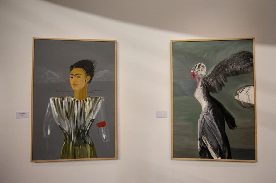 Peringati 80 Tahun, Goenawan Mohamad Pamerkan Karya Seni Rupa-2