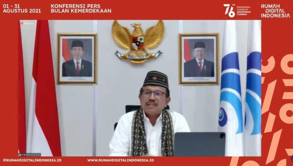 Jadi Kampus Digital, Menkominfo: STMM Yogyakarta Siapkan SDM Bertalenta Digital-1
