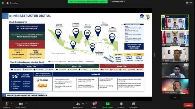Jadi Kampus Digital, Menkominfo: STMM Yogyakarta Siapkan SDM Bertalenta Digital-0