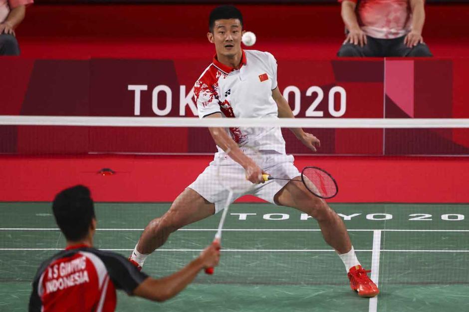 Ditundukkan Chen Long, Anthony Ginting Gagal ke Final Olimpiade Tokyo 2020-0