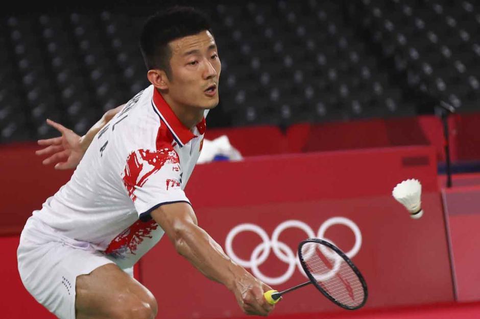 Ditundukkan Chen Long, Anthony Ginting Gagal ke Final Olimpiade Tokyo 2020-1