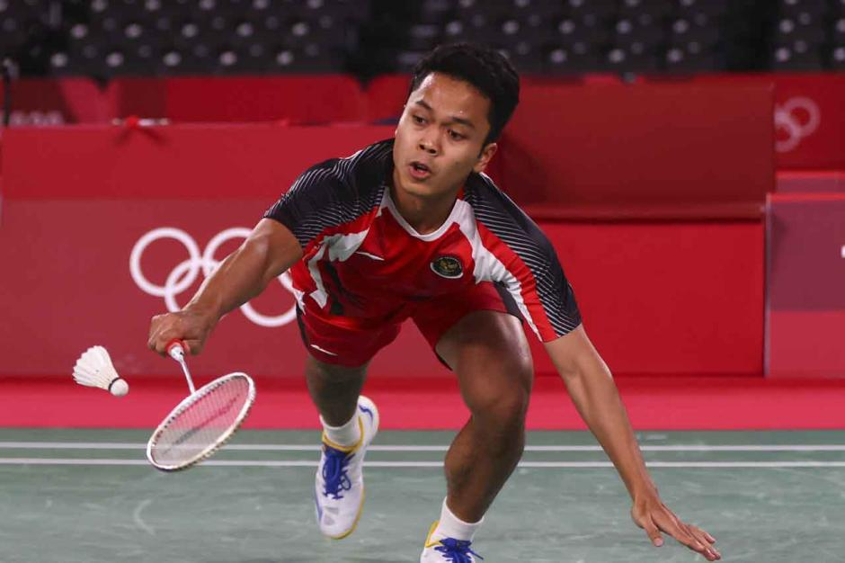 Ditundukkan Chen Long, Anthony Ginting Gagal ke Final Olimpiade Tokyo 2020-3