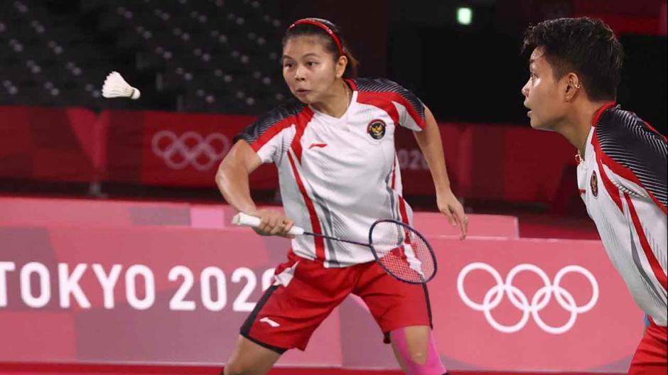 Greysia/Apriyani Berhasil Torehkan Emas Pertama Indonesia di Olimpiade Tokyo 2020-1